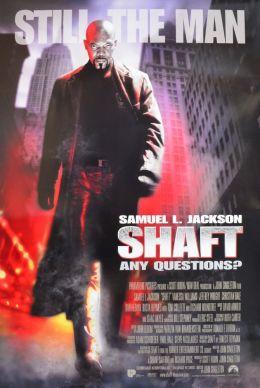 """Постер к фильму """"Детектив Шафт"""" /Shaft/ (2000)"""
