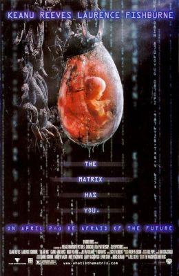 "Постер к фильму ""Матрица"" /The Matrix/ (1999)"