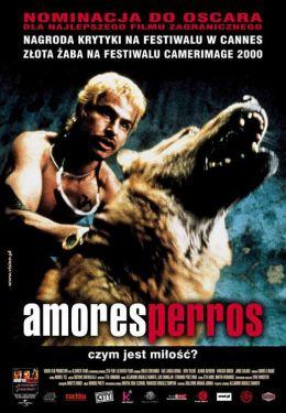 """Постер к фильму """"Сука любовь"""" /Amores Perros/ (2000)"""