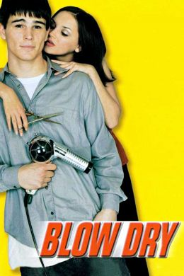 """Постер к фильму """"Английский цирюльник"""" /Blow dry/ (2000)"""