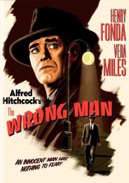 """Постер к фильму """"Не тот человек"""" /The Wrong Man/ (1957)"""