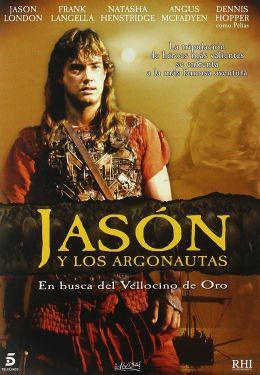 """Постер к фильму """"Язон и аргонавты"""" /Jason and the Argonauts/ (2000)"""