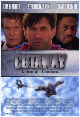"""Постер к фильму """"Затяжной прыжок"""" /Cutaway/ (2000)"""
