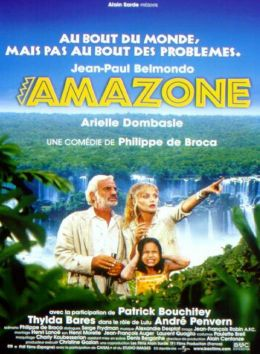 "Постер к фильму ""Амазония"" /Amazon/ (2000)"