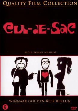 """Постер к фильму """"Тупик"""" /Cul-de-sac/ (1966)"""