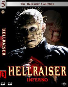"Постер к фильму ""Восставший из ада 5: Ад"" /Hellraiser: Inferno/ (2000)"