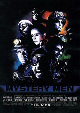 """Постер к фильму """"Таинственные люди"""" /Mystery Men/ (1999)"""