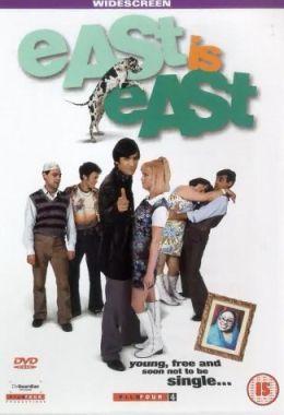 """Постер к фильму """"Восток есть восток"""" /East Is East/ (1999)"""