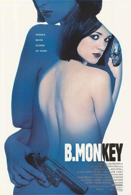 """Постер к фильму """"Би-Манки"""" /B. Monkey/ (1998)"""