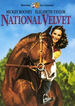 """Постер к фильму """"Национальный бархат"""" /National Velvet/ (1944)"""
