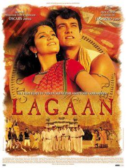 """Постер к фильму """"Лагаан: Однажды в Индии"""" /Lagaan: Once Upon a Time in India/ (2001)"""