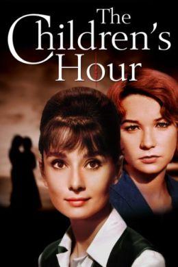"Постер к фильму ""Детский час"" /The Children's Hour/ (1961)"