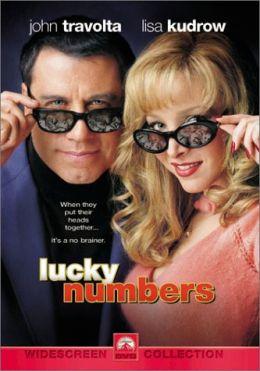 """Постер к фильму """"Счастливые номера"""" /Lucky Numbers/ (2000)"""