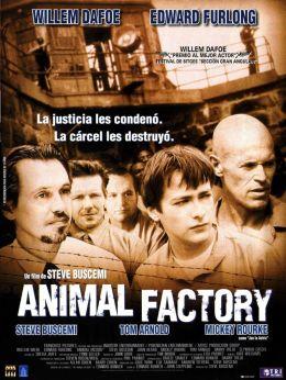 "Постер к фильму ""Зверофабрика"" /Animal Factory/ (2000)"
