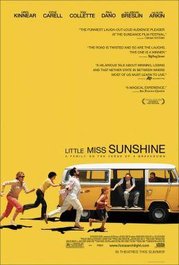 """Постер к фильму """"Маленькая мисс Счастье"""" /Little Miss Sunshine/ (2006)"""