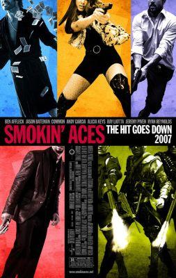 """Постер к фильму """"Козырные тузы"""" /Smokin' Aces/ (2006)"""