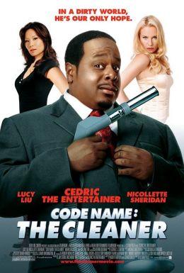 """Постер к фильму """"Сюрприз"""" /Code Name: The Cleaner/ (2007)"""