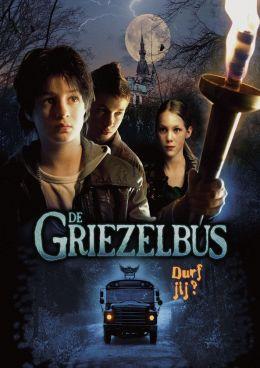 """Постер к фильму """"Мальчик-оборотень и волшебный автобус"""" /De Griezelbus/ (2005)"""