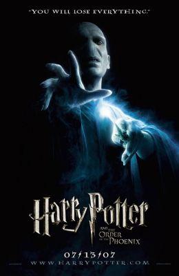 "Постер к фильму ""Гарри Поттер и Орден Феникса"" /Harry Potter and the Order of the Phoenix/ (2007)"
