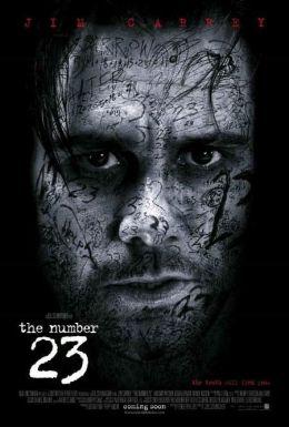 """Постер к фильму """"Роковое число 23"""" /The Number 23/ (2007)"""