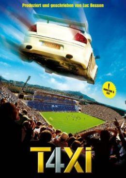 """Постер к фильму """"Такси 4"""" /Taxi 4/ (2007)"""