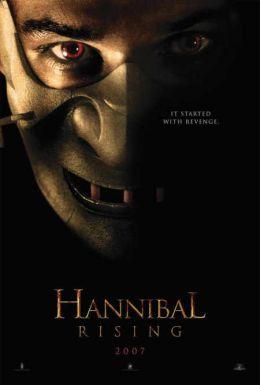 """Постер к фильму """"Ганнибал: восхождение"""" /Hannibal Rising/ (2007)"""