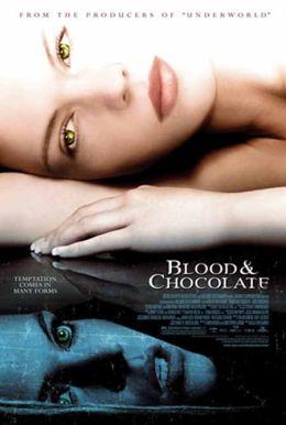 """Постер к фильму """"Кровь и шоколад"""" /Blood and Chocolate/ (2007)"""