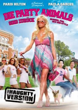 """Постер к фильму """"Блондинка в шоколаде"""" /Pledge This!/ (2006)"""