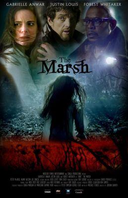 "Постер к фильму ""Топь"" /The Marsh/ (2006)"