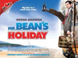 "Постер к фильму ""Мистер Бин на отдыхе"" /Mr. Bean's Holiday/ (2007)"
