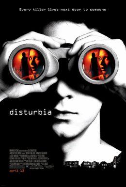 """Постер к фильму """"Паранойя"""" /Disturbia/ (2007)"""