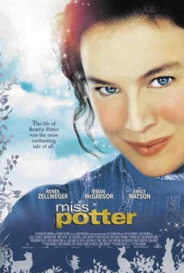 """Постер к фильму """"Мисс Поттер"""" /Miss Potter/ (2006)"""