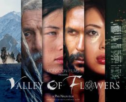 "Постер к фильму ""Долина цветов"" /Valley of Flowers/ (2006)"