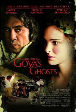 """Постер к фильму """"Призраки Гойи"""" /Goya's Ghosts/ (2006)"""