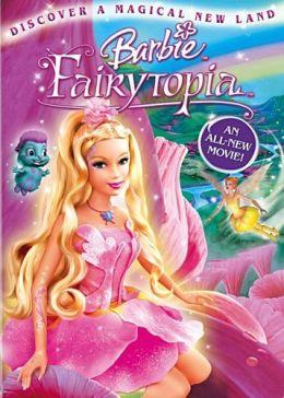 "Постер к фильму ""Барби: Сказочная страна"" /Barbie: Fairytopia/ (2005)"