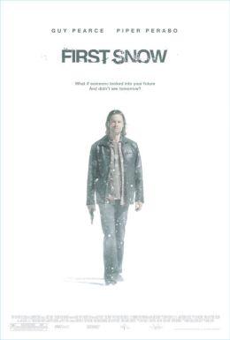 """Постер к фильму """"До первого снега"""" /First Snow/ (2006)"""
