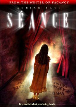 """Постер к фильму """"Опасный сеанс"""" /Seance/ (2007)"""
