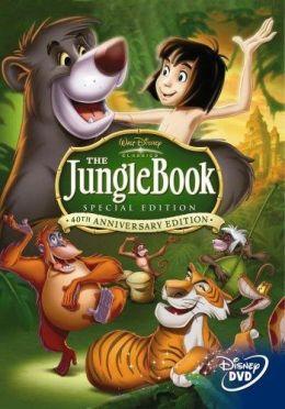 """Постер к фильму """"Книга джунглей"""" /The Jungle Book/ (1967)"""