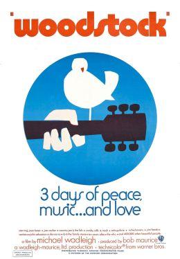 """Постер к фильму """"Вудсток"""" /Woodstock/ (1970)"""