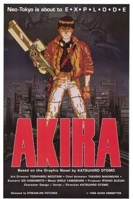 """Постер к фильму """"Акира"""" /Akira/ (1988)"""