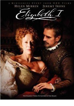 "Постер к фильму ""Елизавета I"" /Elizabeth I/ (2005)"