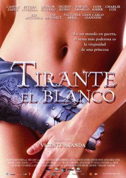 """Постер к фильму """"Византийская принцесса"""" /Tirante el Blanco/ (2006)"""