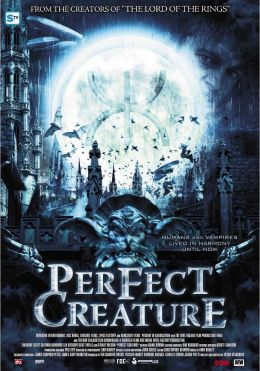 """Постер к фильму """"Идеальное создание"""" /Perfect Creature/ (2006)"""