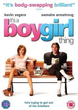 """Постер к фильму """"Мальчик в девочке"""" /It's a Boy Girl Thing/ (2006)"""