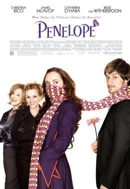 "Постер к фильму ""Пенелопа"" /Penelope/ (2006)"