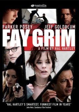 """Постер к фильму """"Фэй Грим"""" /Fay Grim/ (2007)"""