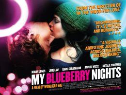 """Постер к фильму """"Мои черничные ночи"""" /My Blueberry Nights/ (2007)"""