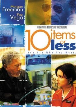 "Постер к фильму ""10 шагов к успеху"" /10 Items or Less/ (2006)"