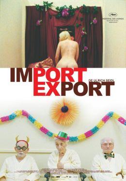 """Постер к фильму """"Импорт-экспорт"""" /Import/Export/ (2006)"""