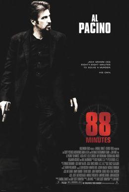 """Постер к фильму """"88 минут"""" /88 Minutes/ (2007)"""